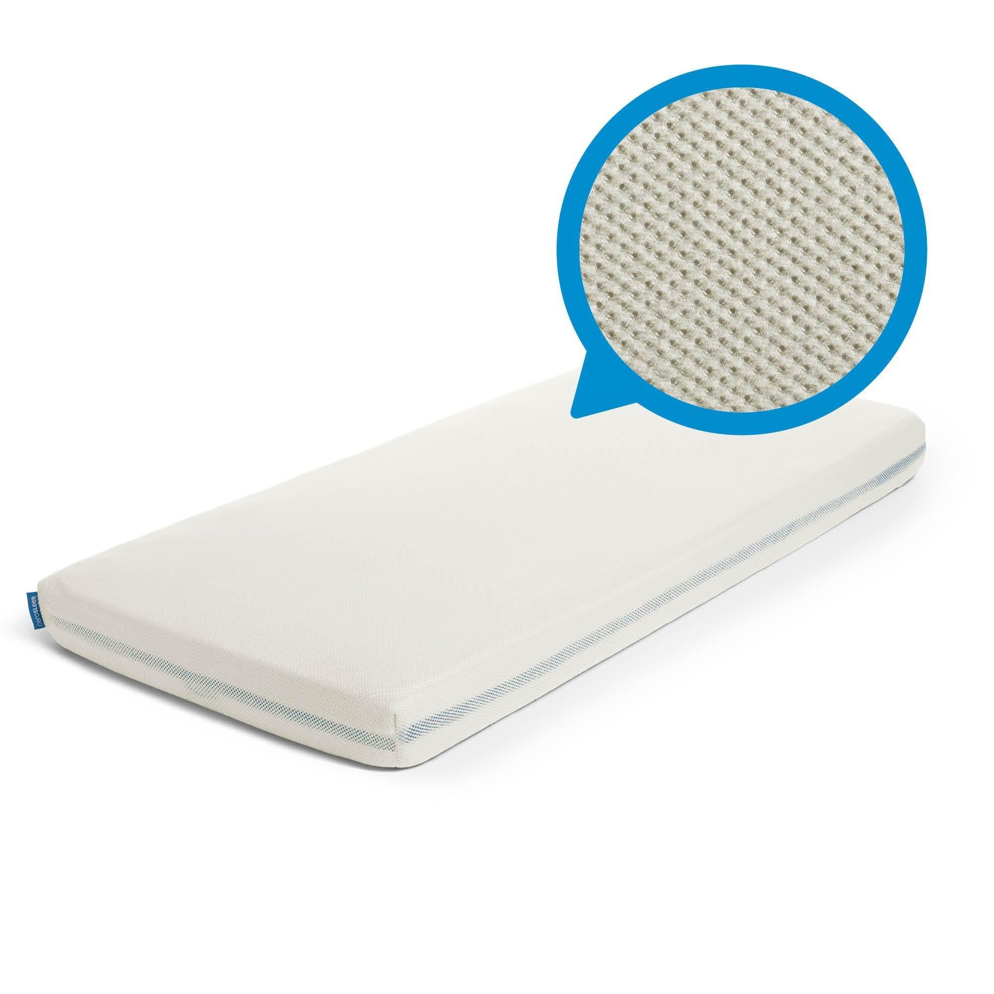 Aerosleep - Sleep Safe Hoeslaken Ecru - 60x120