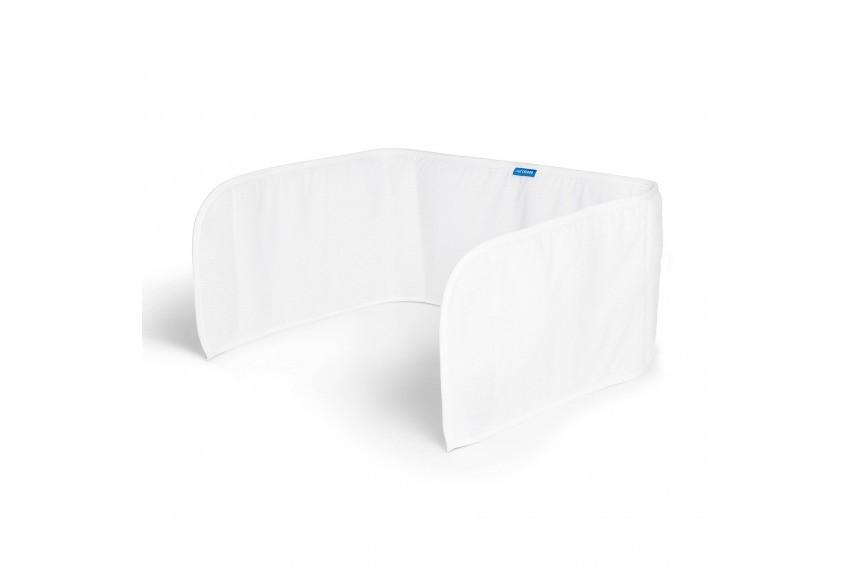 Aerosleep - Sleep Safe Bedomrander White - 60x180