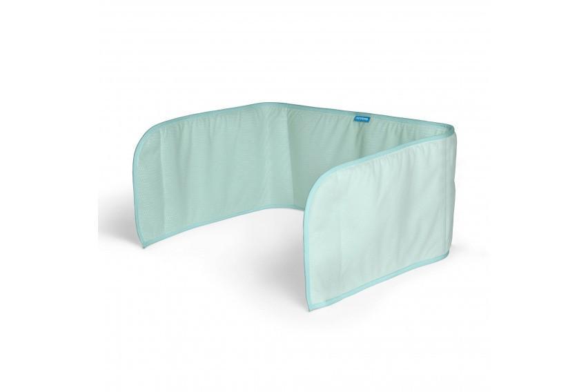 Aerosleep - Sleep Safe Bedomrander Pine Green - 60x180