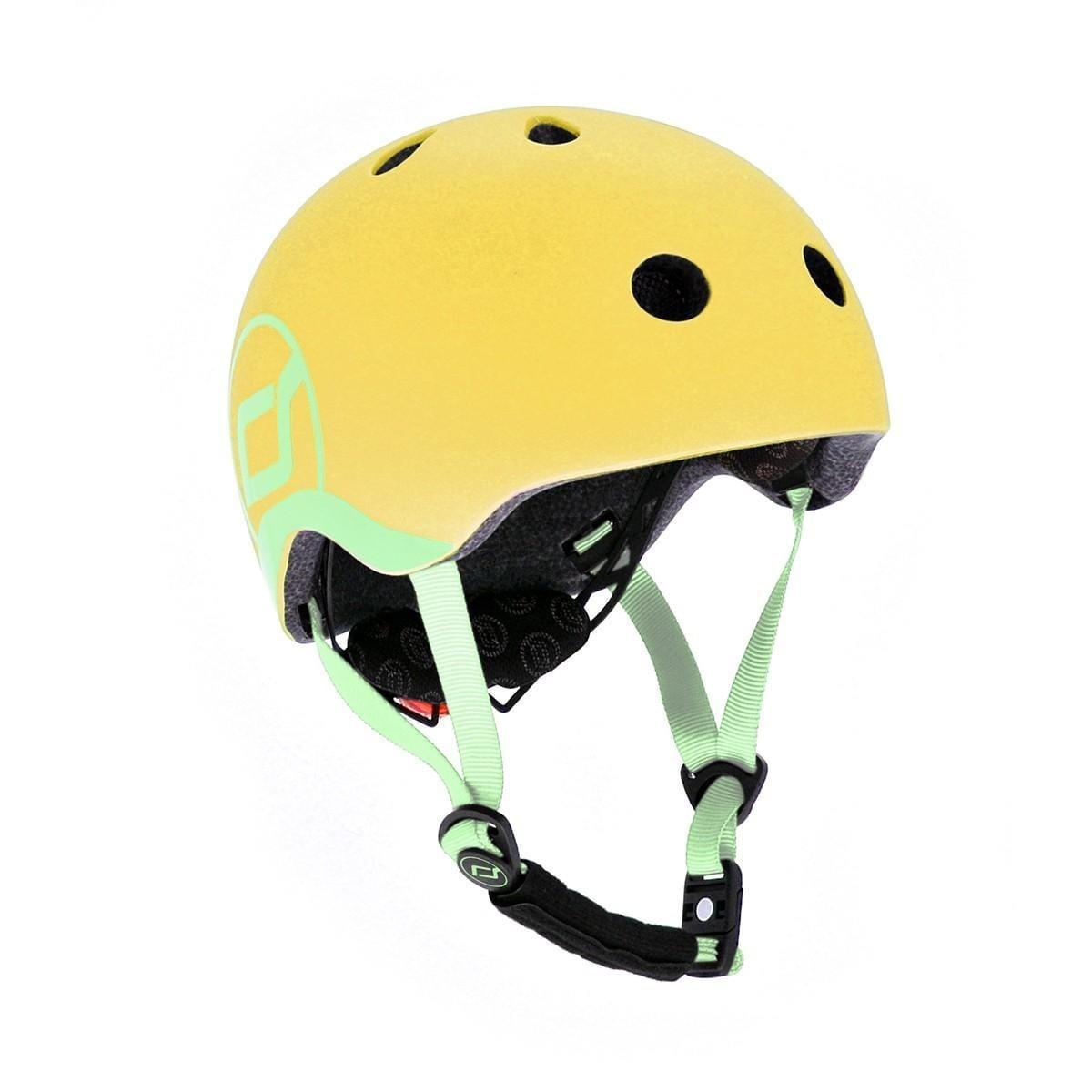 Scoot And Ride - Helmet Xs - Lemon