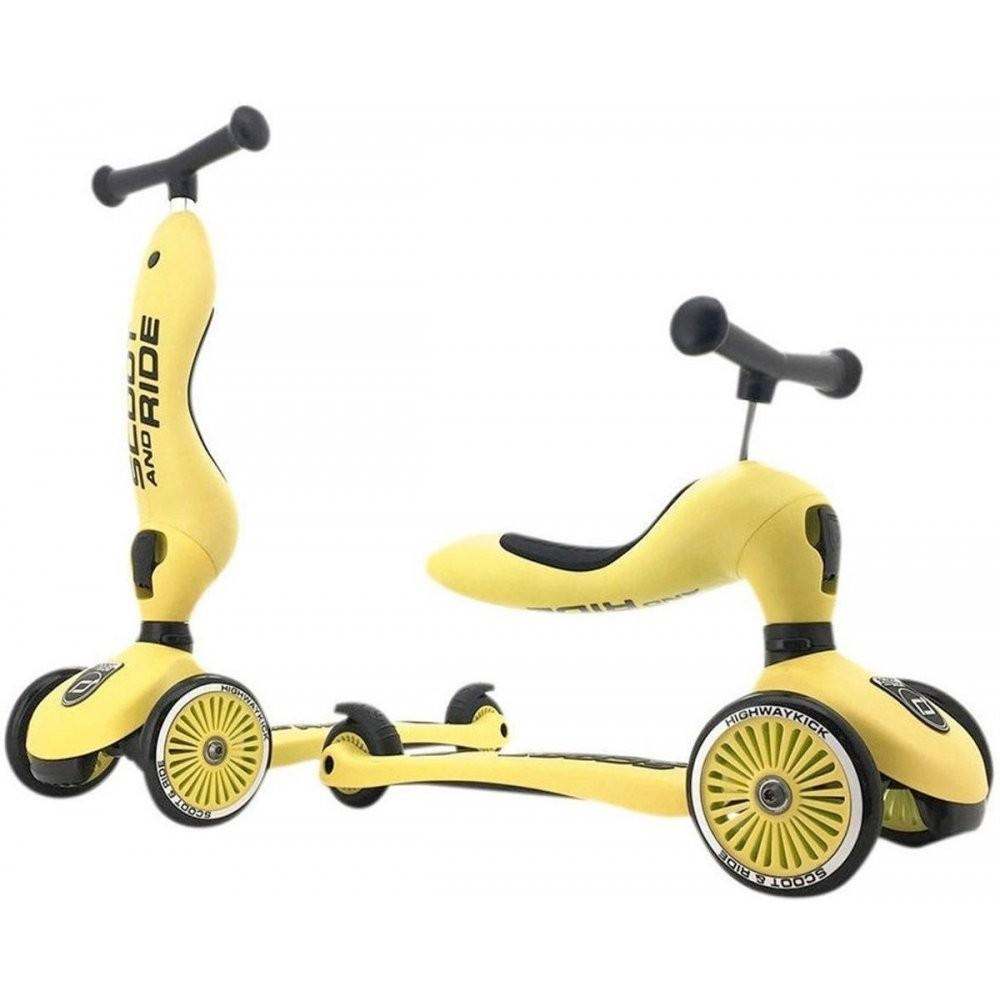 Scoot And Ride - Highwaykick 1- Lemon