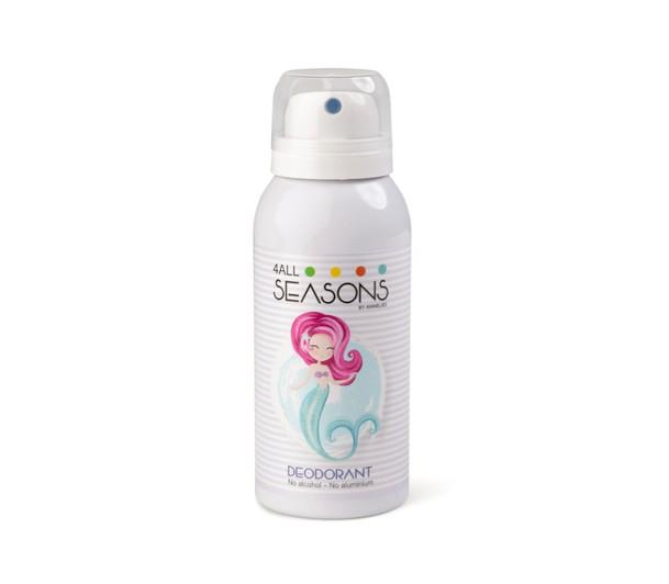 4All Seasons - Deodorant Mermaid 100ml