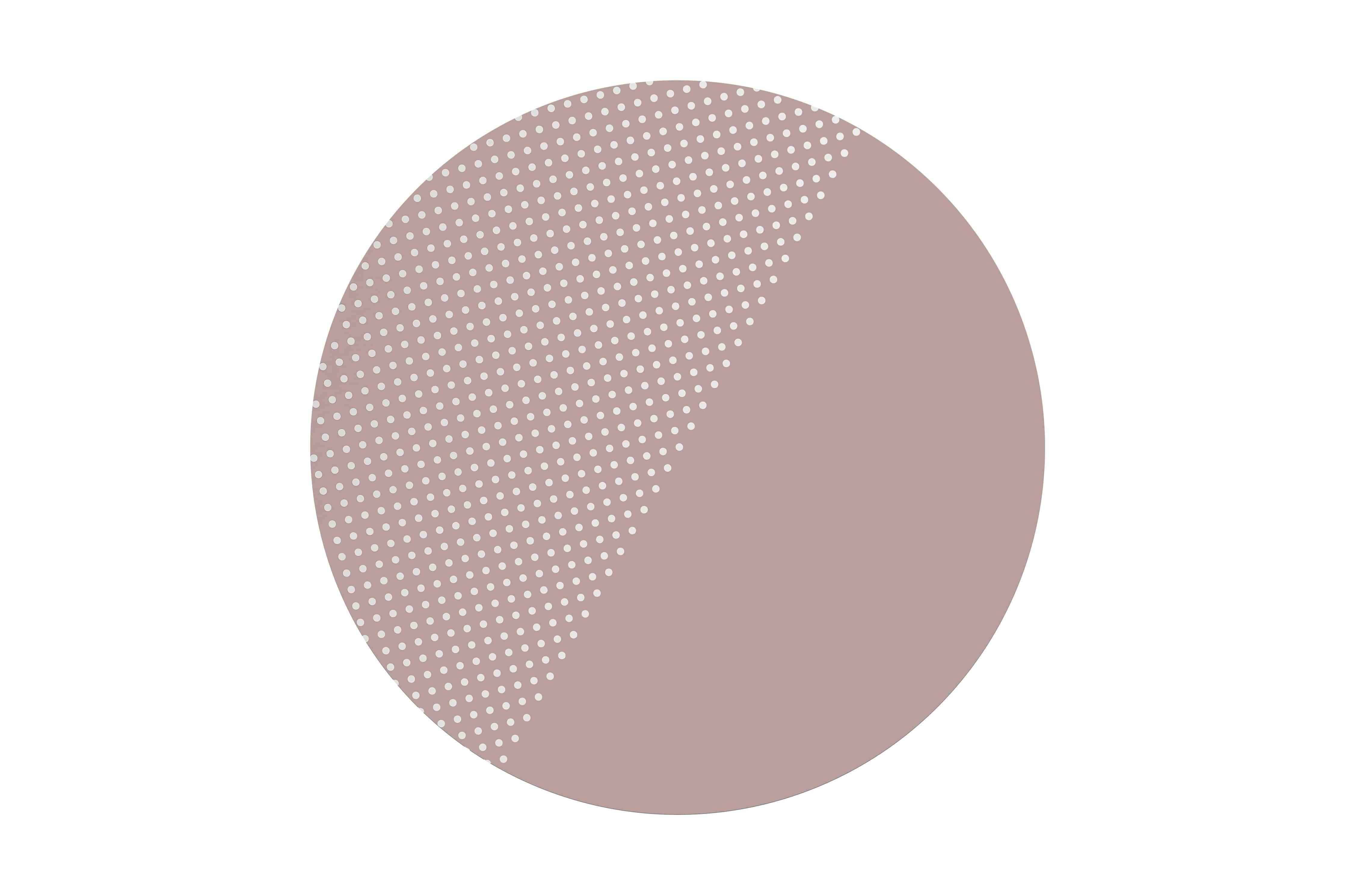 Toddlekind - Knoeimat - Spotted Collection Dusky Rose
