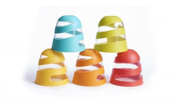 Tiny Love - Bath Toys Spiral Cups