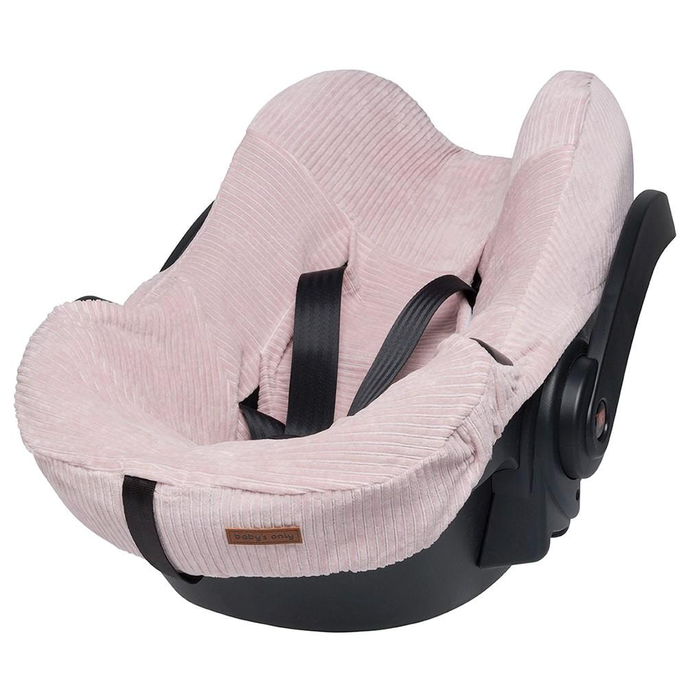 Baby's Only - Autostoelhoes Sense oud roze