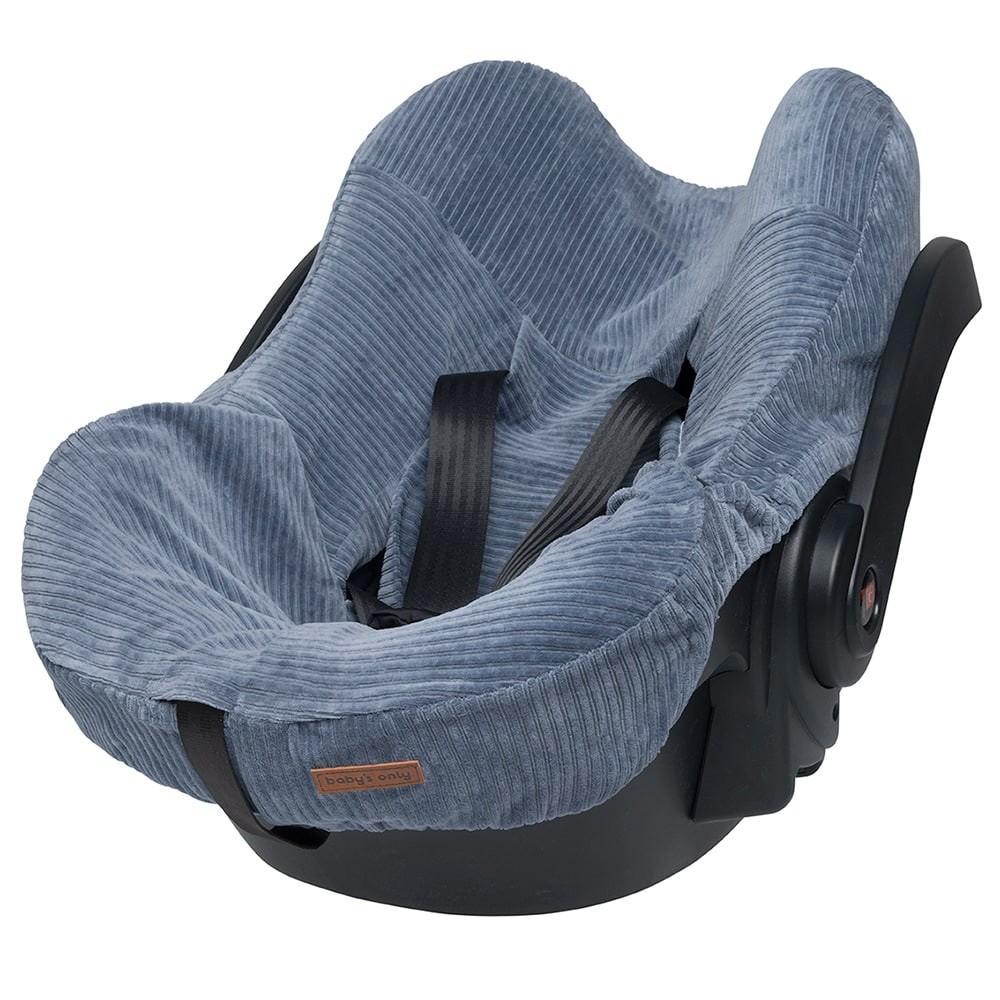 Baby's Only - Autostoelhoes Sense vintage blue