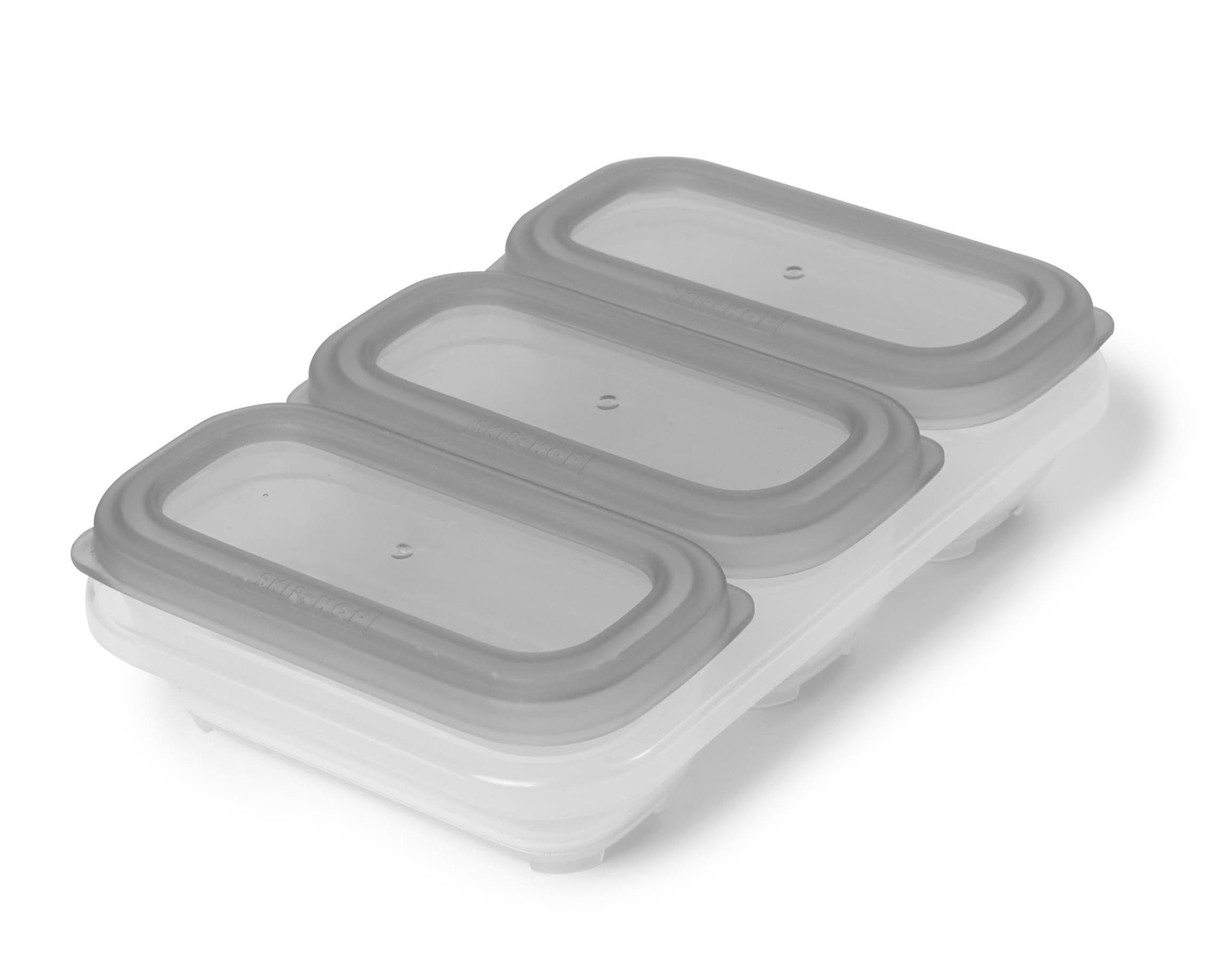 Skip Hop - Easy-Store 4 oz containers (120 ml)