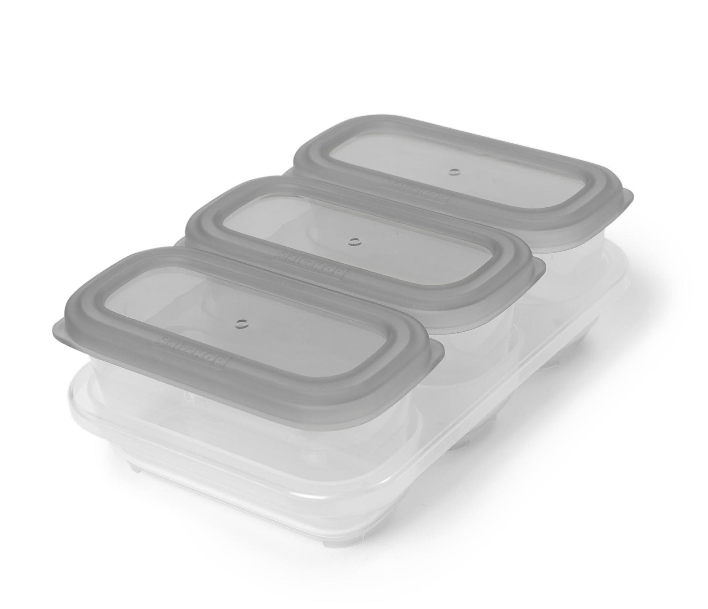 Skip Hop - Easy-Store 6 oz containers (180 ml)