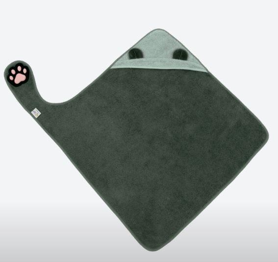 Invented 4 Kids - Handsfree Badcape Koala Green