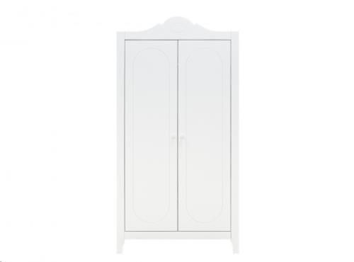 Bopita - 2-deurskast Evi Wit