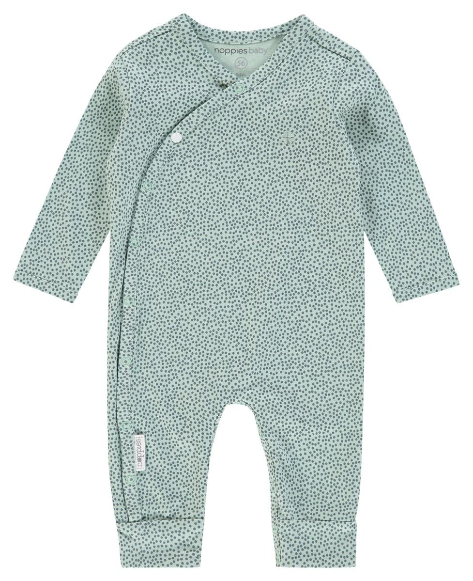 Noppies - Babypakje Dali Grey Mint - 9M