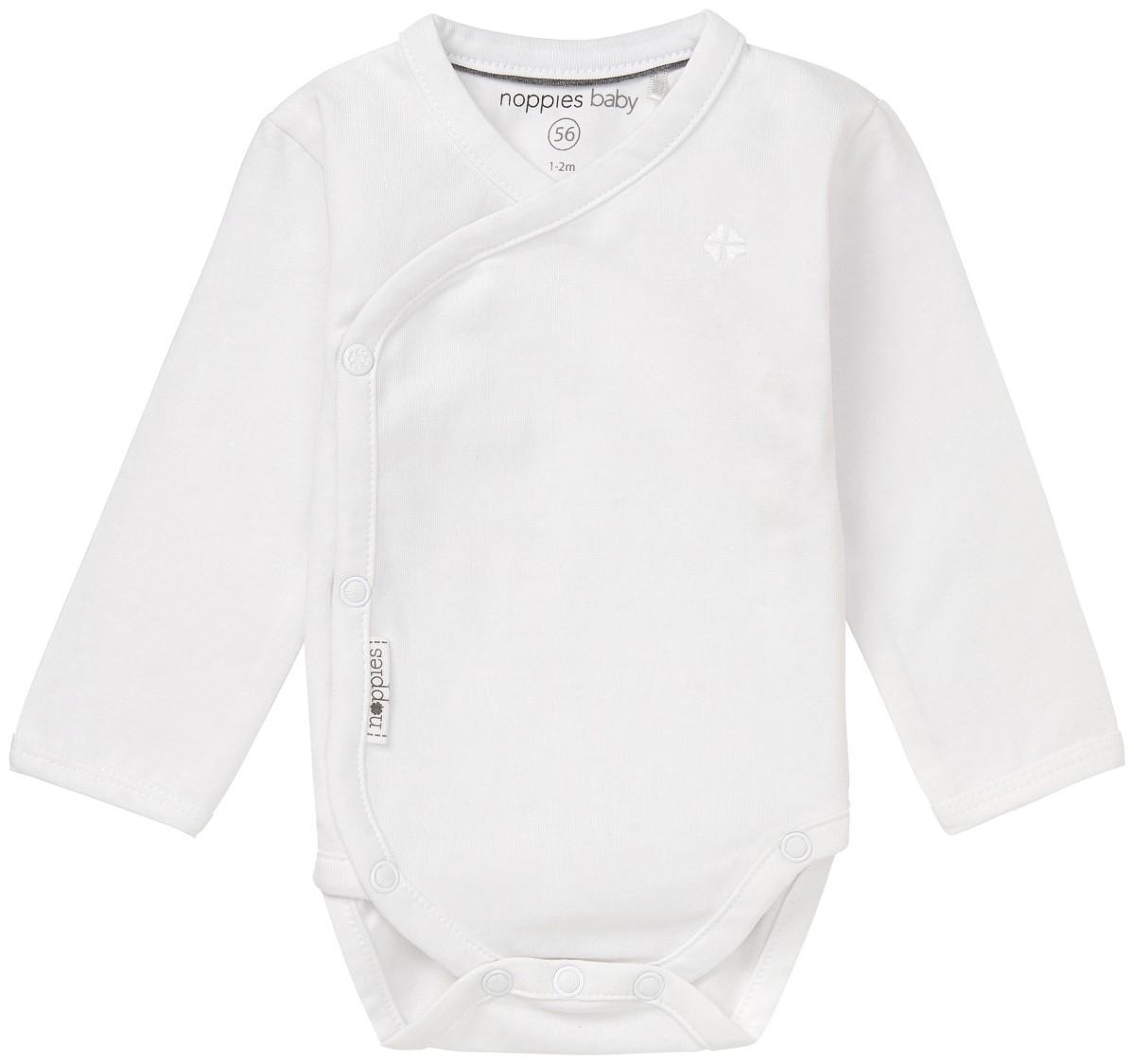 Noppies - Babypakje Ziara White - 6M