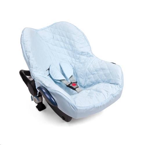 Poetree Kids - Autostoeltje Hoes Oxford Blue