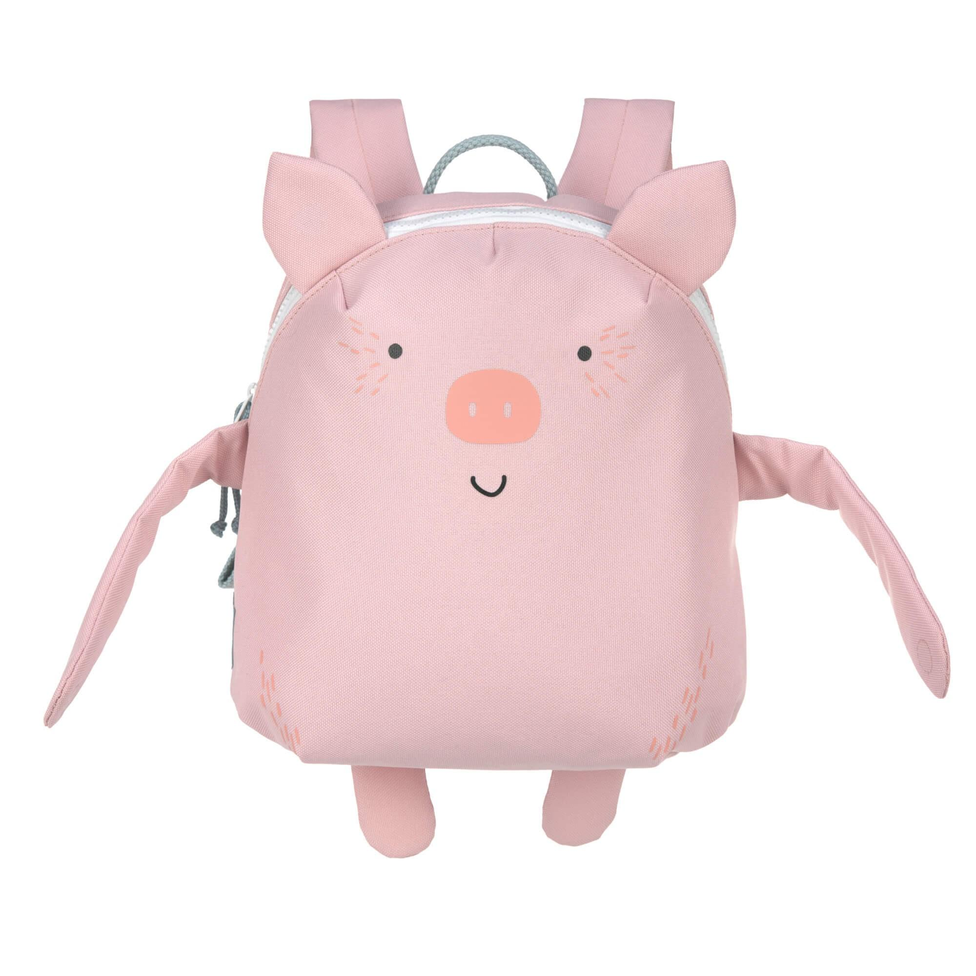 Lassig - Backpack About Friends Bo pig
