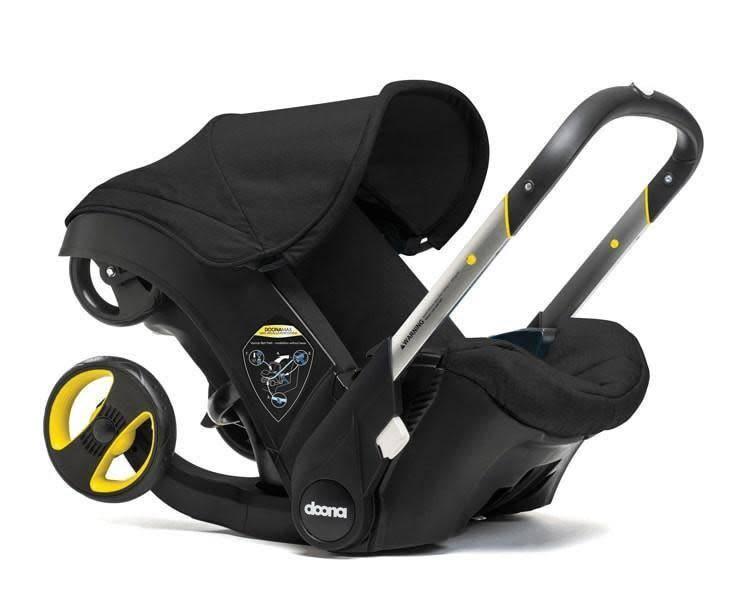Doona - Doona+ Babyautostoel Nitro Black
