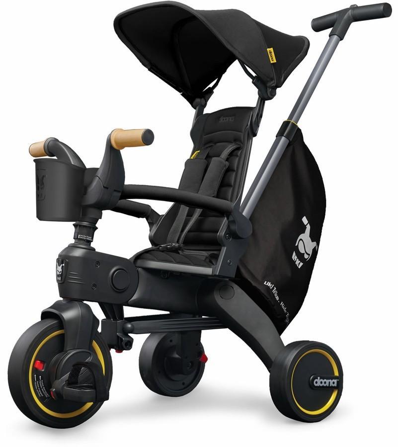 Doona - Liki trike S5 nitro black
