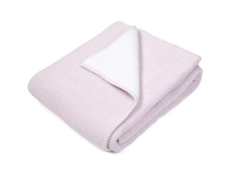Poetree Kids - Baby Bed Blanket Antibes Poudre Sparkles (100X135Cm)