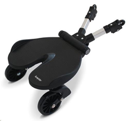 Bumprider - Meerijdplankje - Zwart - One Size