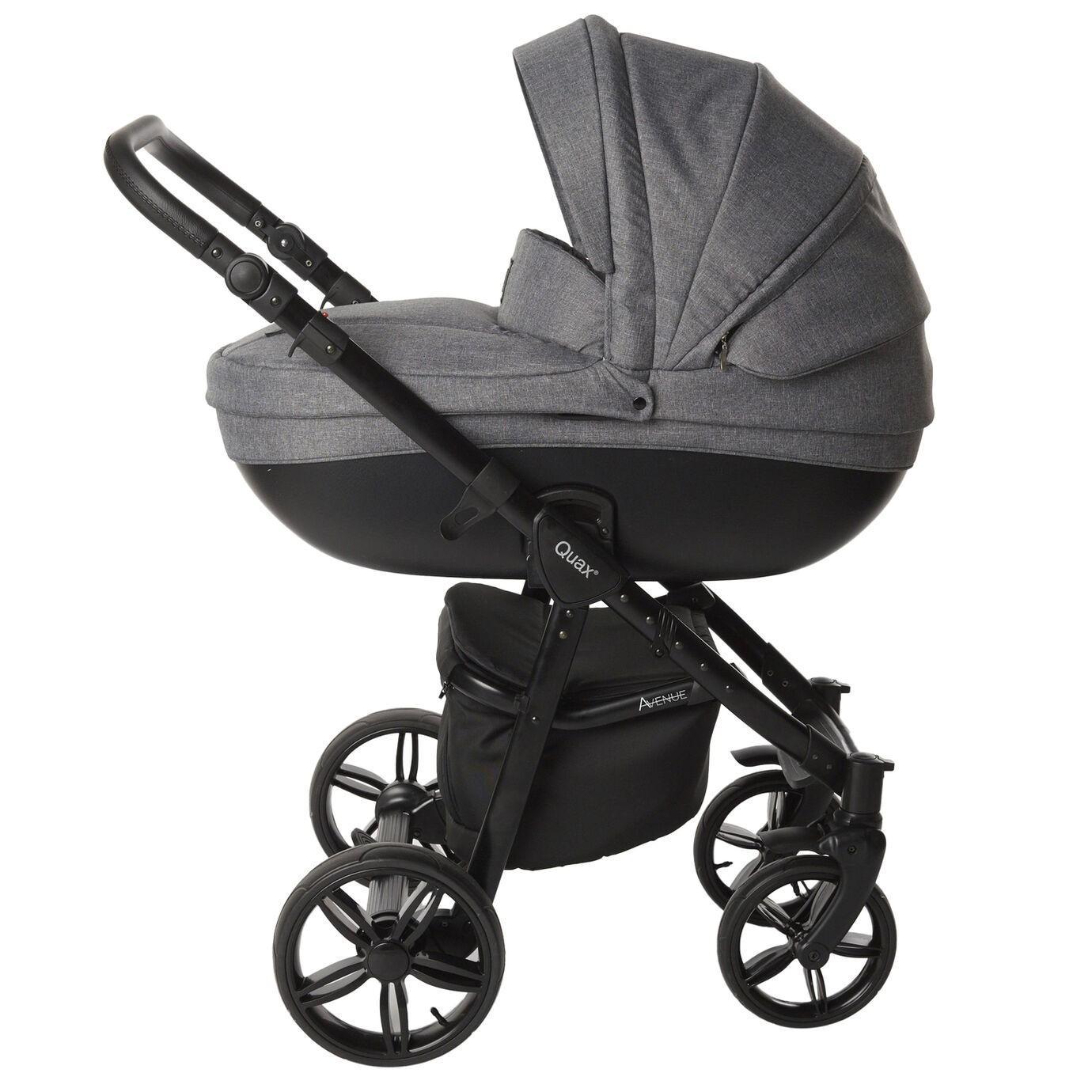 Quax - Avenue Kinderwagen - Linen Grey