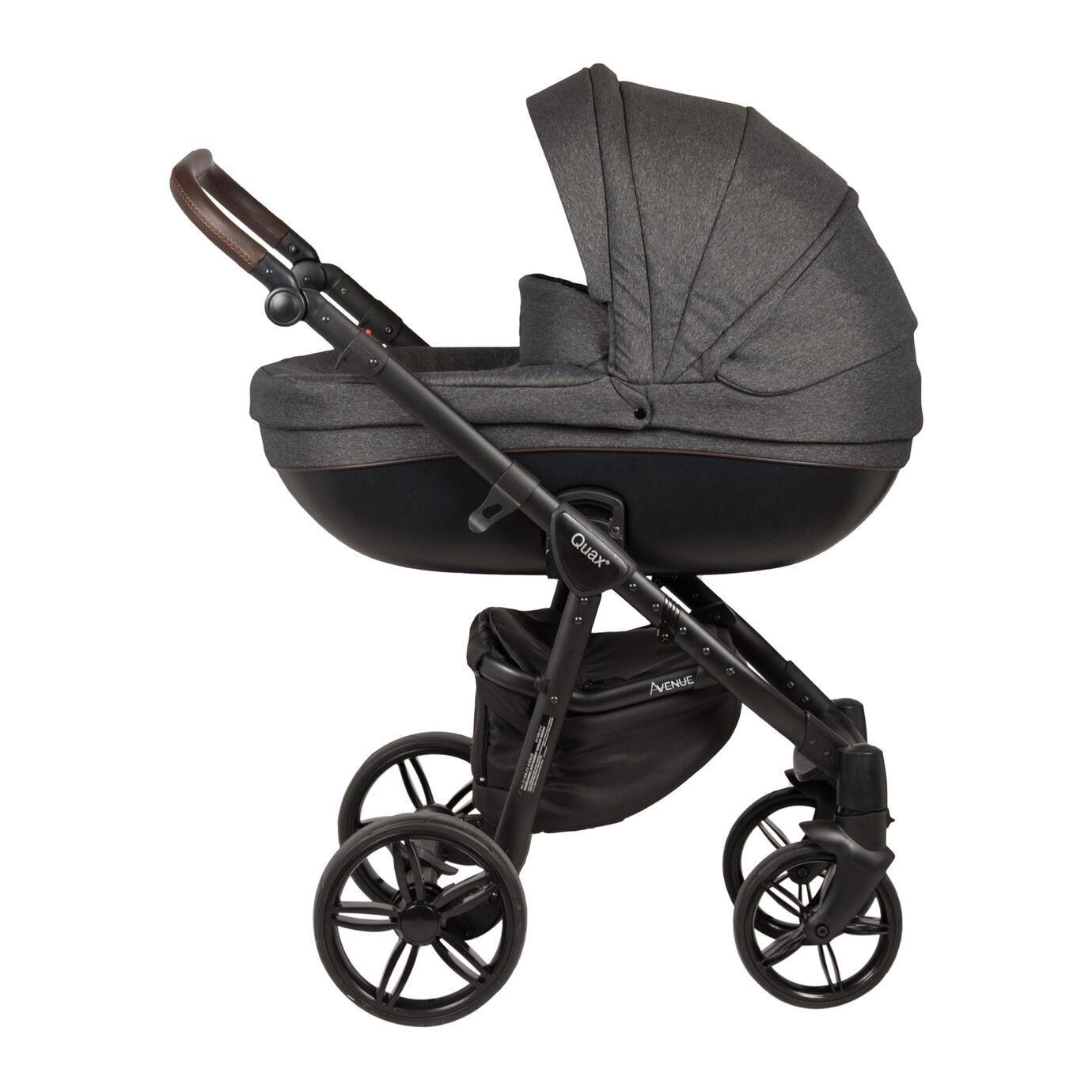 Quax - Avenue Kinderwagen - Linen Black