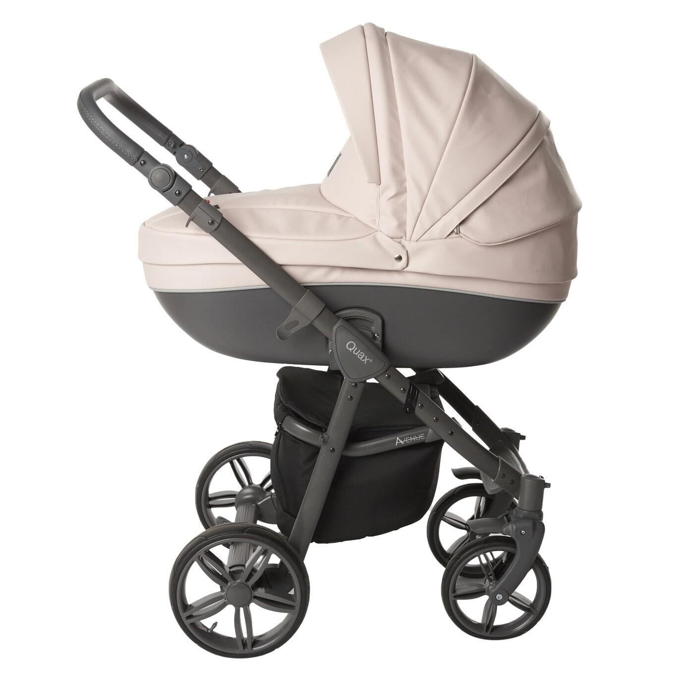 Quax - Avenue Kinderwagen - Eco Romantic Pink