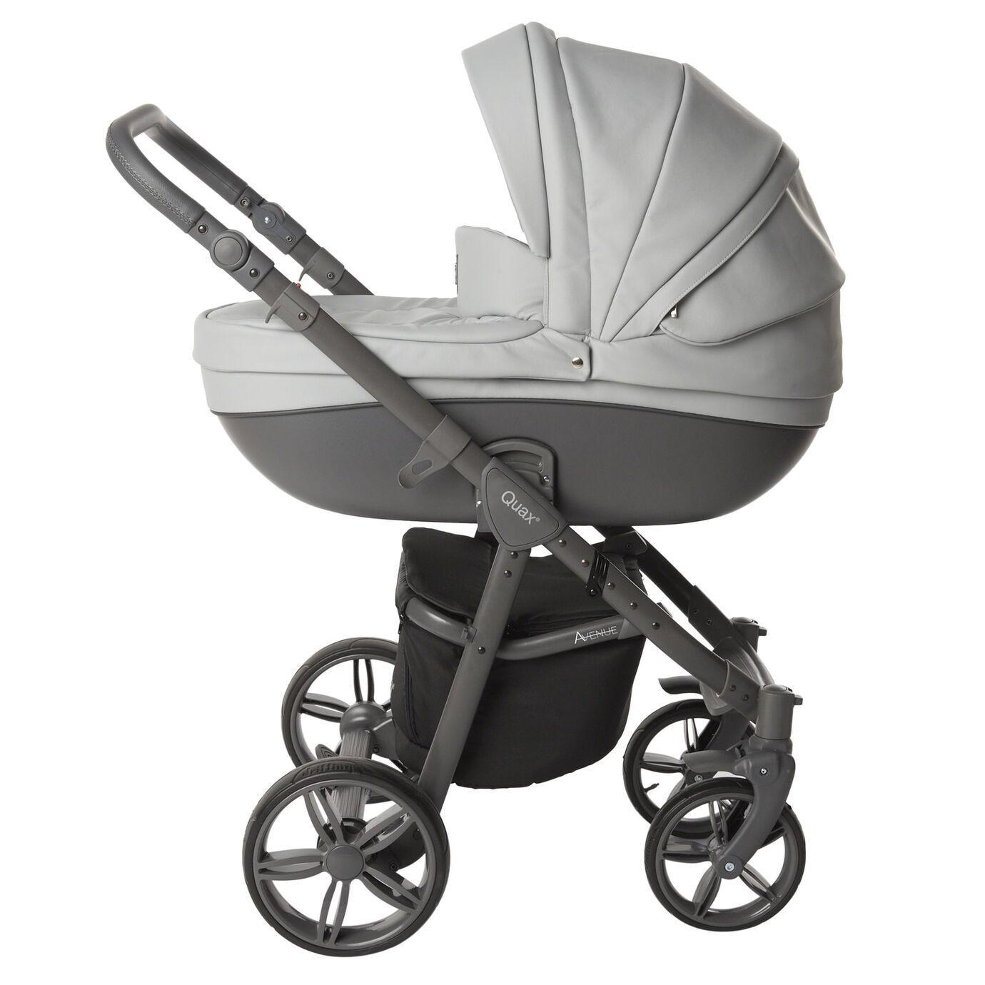 Quax - Avenue Kinderwagen - Eco Dove Grey