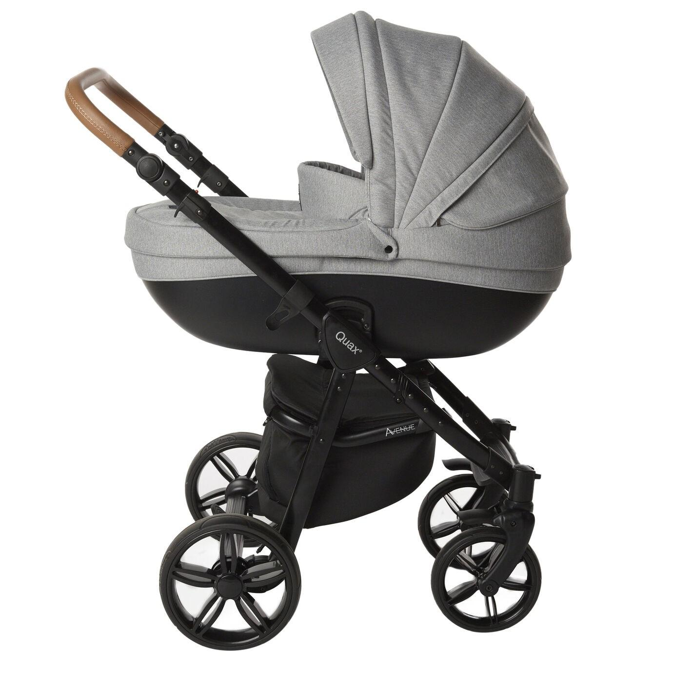 Quax - Avenue Kinderwagen - Chevron Grey