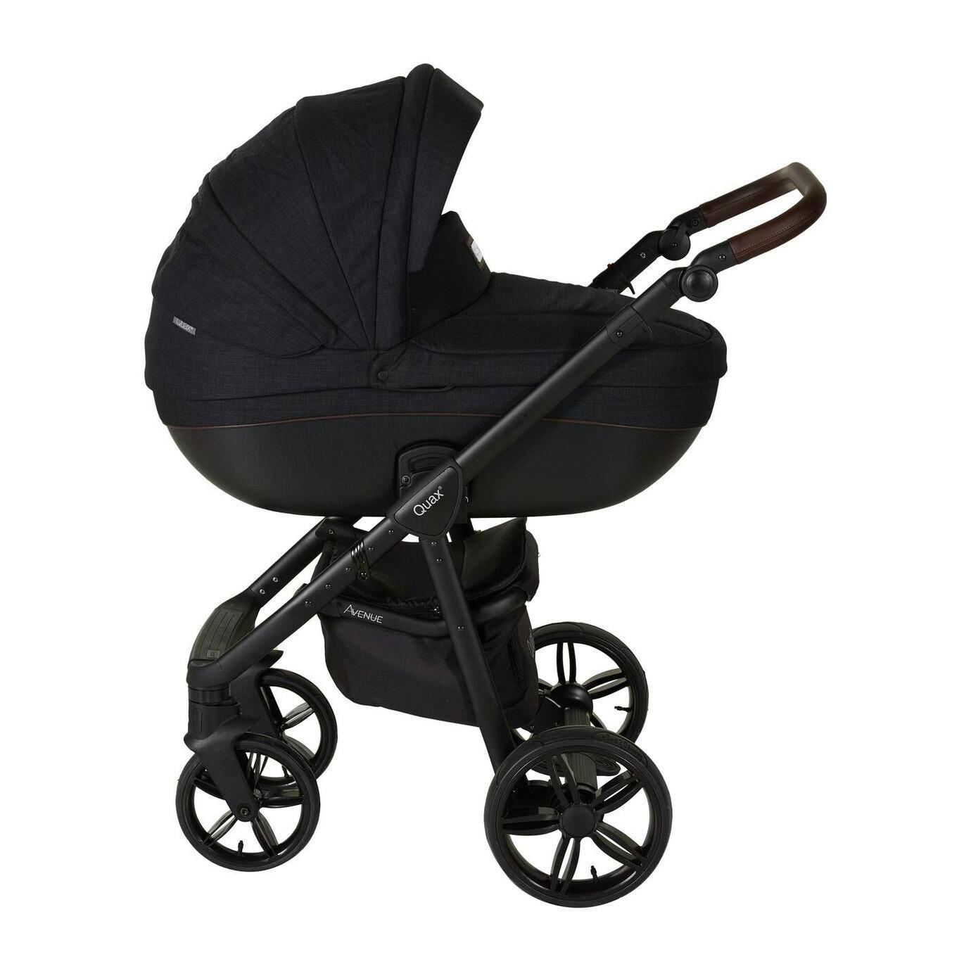 Quax - Avenue Kinderwagen - Black
