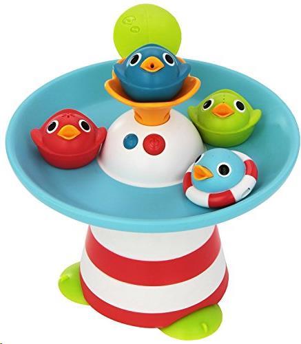 Yookidoo - Badspeelgoed - Musical Duck Race - One Size