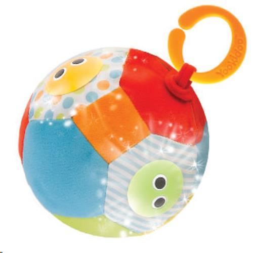 Yookidoo - Speelgoed - Light 'N' Music Fun Ball - One Size