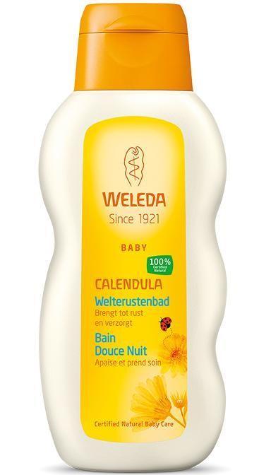 Weleda - Verzorging Voor Jouw Baby - Welterustenbad Calendula - One Size