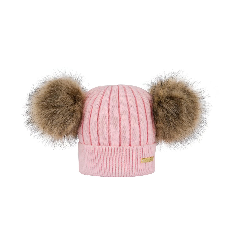 Bjallra - Muts - Pink - 1-2Y