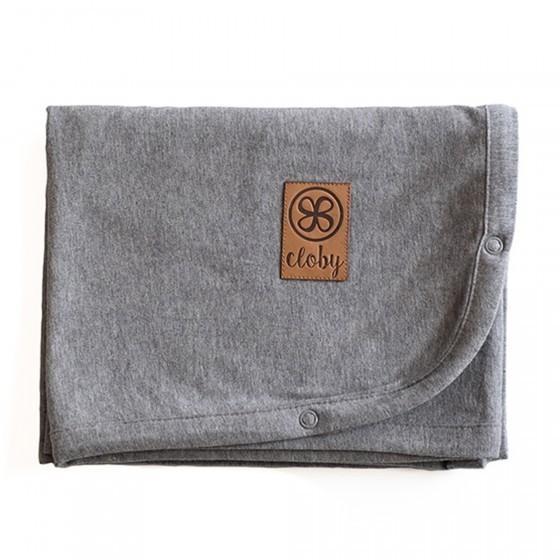 Cloby - Deken UPF 50+ (95x73cm) Stone Grey