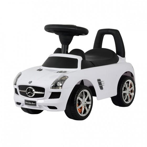 Happy Car - Loopauto - Mercedes Amg - Wit - One Size
