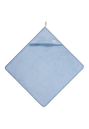 Koeka - Badcape Dijon - Soft Blue - One Size