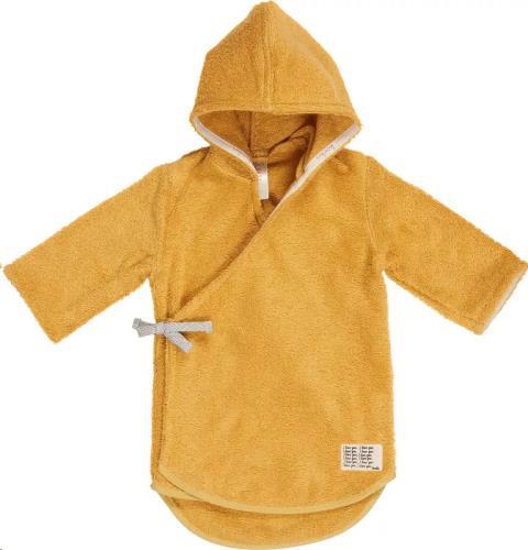 Koeka - Baby Badjas Dijon - Ochre - 62X68