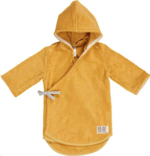 Koeka - Baby Badjas Dijon - Ochre - 74X80