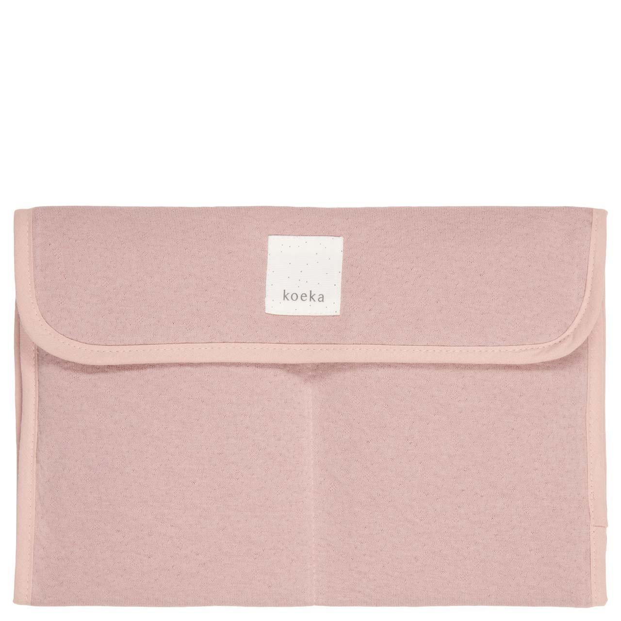 Koeka - Luier Etui Runa Old Pink