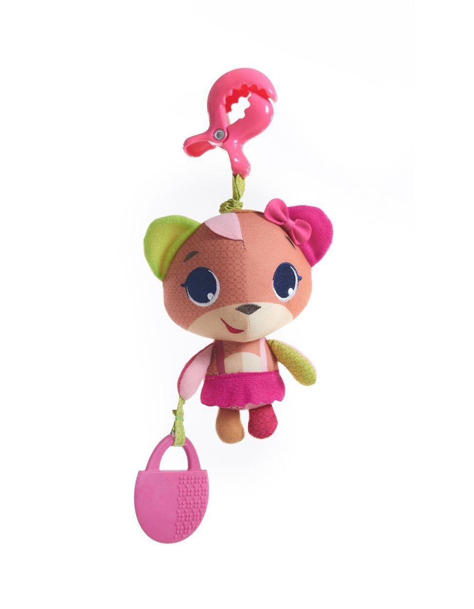 Tiny Love - Jitter - Izzy Bear Pink - Princess Tales