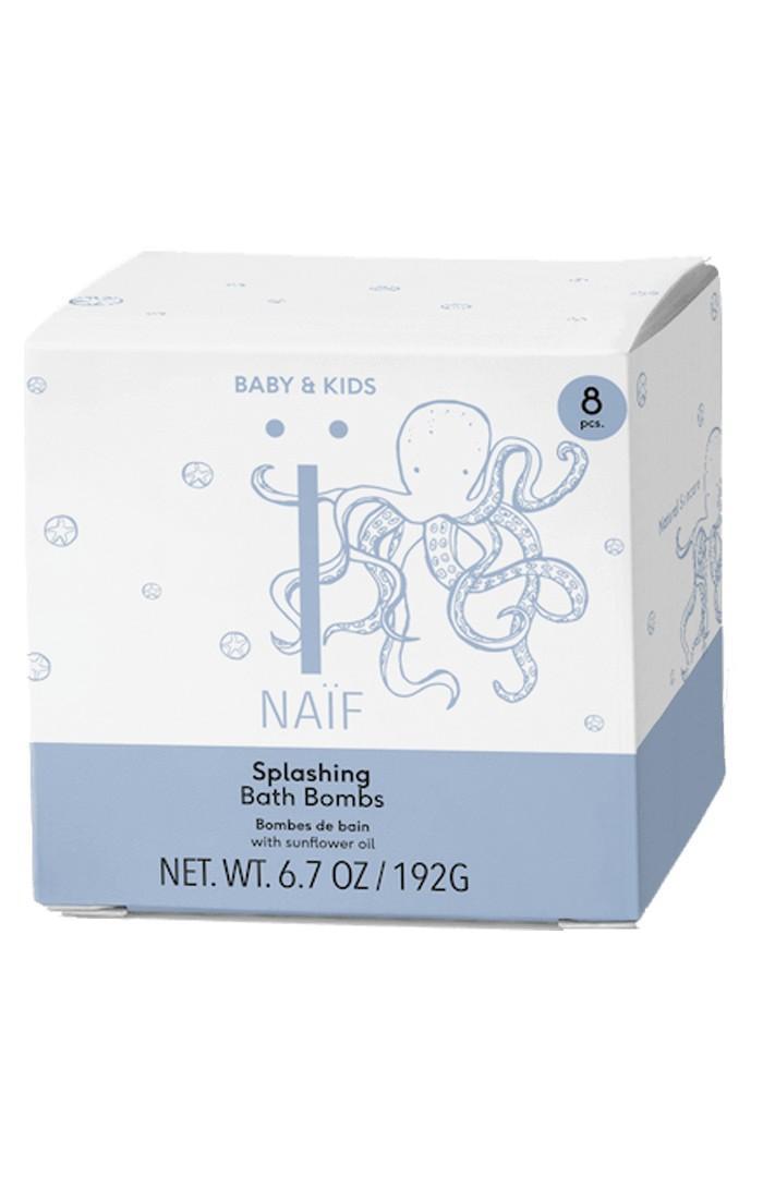 Naif - Splashing Bath Bombs