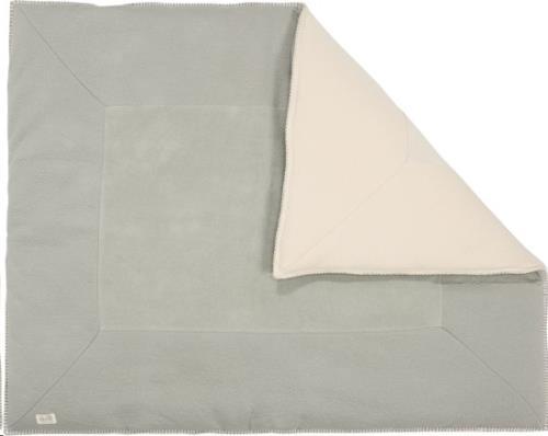 Koeka - Boxkleed Runa Leaf/Warm White 75X95