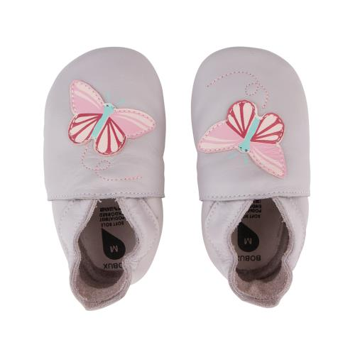 Bobux - Soft Soles - Butterfly lilac - L