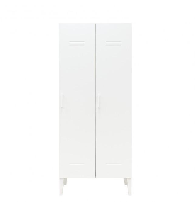 Bopita - 2-deurskast Locker Wit