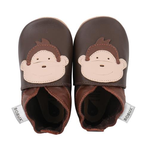 Bobux - Soft Soles - Aap George - S