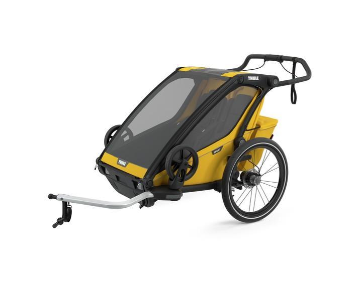 Thule - Fietskar Sport 2 Spectra Yellow