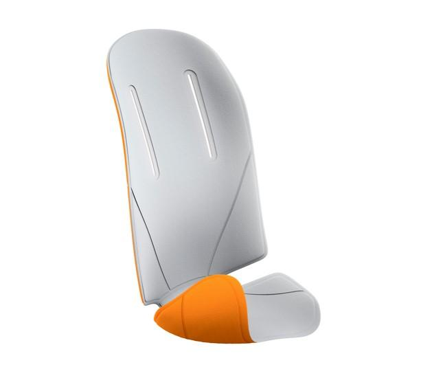 Thule - Fietszitje RideAlong Inlegger Light Grey/Orange