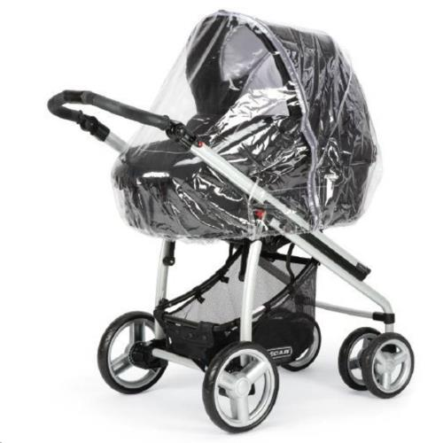 Bebecar - Regenhoes - Coverall Carrycot