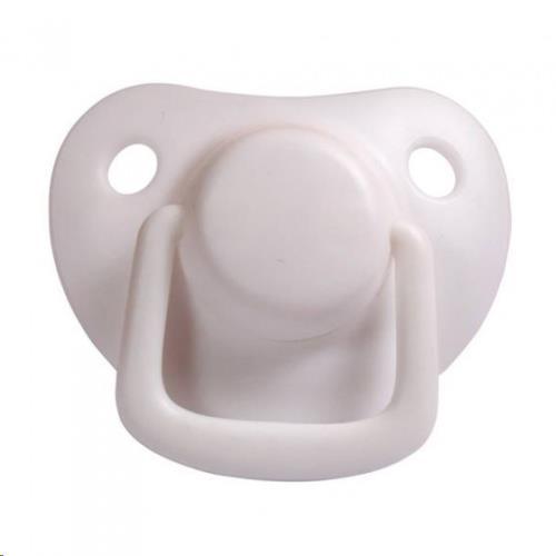 Filibabba - Fopspeen - 2-Pack - Marsmallow White- 0-6