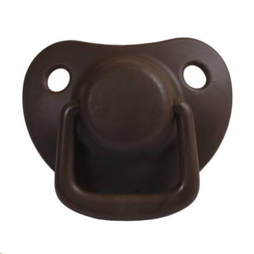Filibabba - Fopspeen - 2-Pack - Chocolate - 0-6