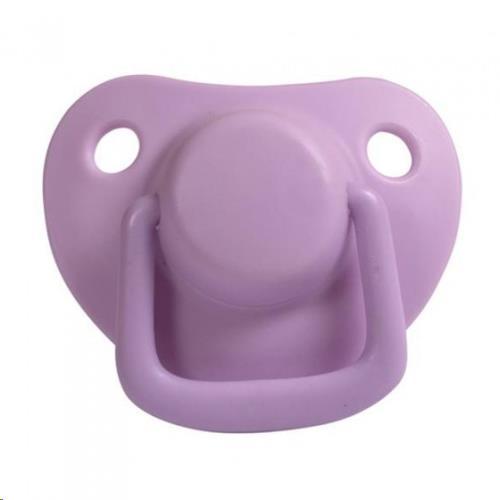 Filibabba - Fopspeen - 2-Pack - Light Lavender - 0-6